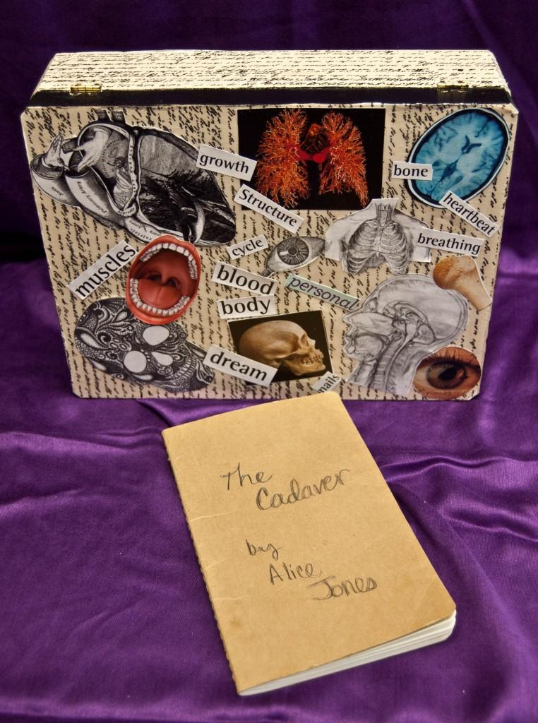 Jones Box and Poetry