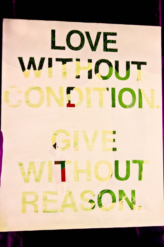 Kim Love Without Condition