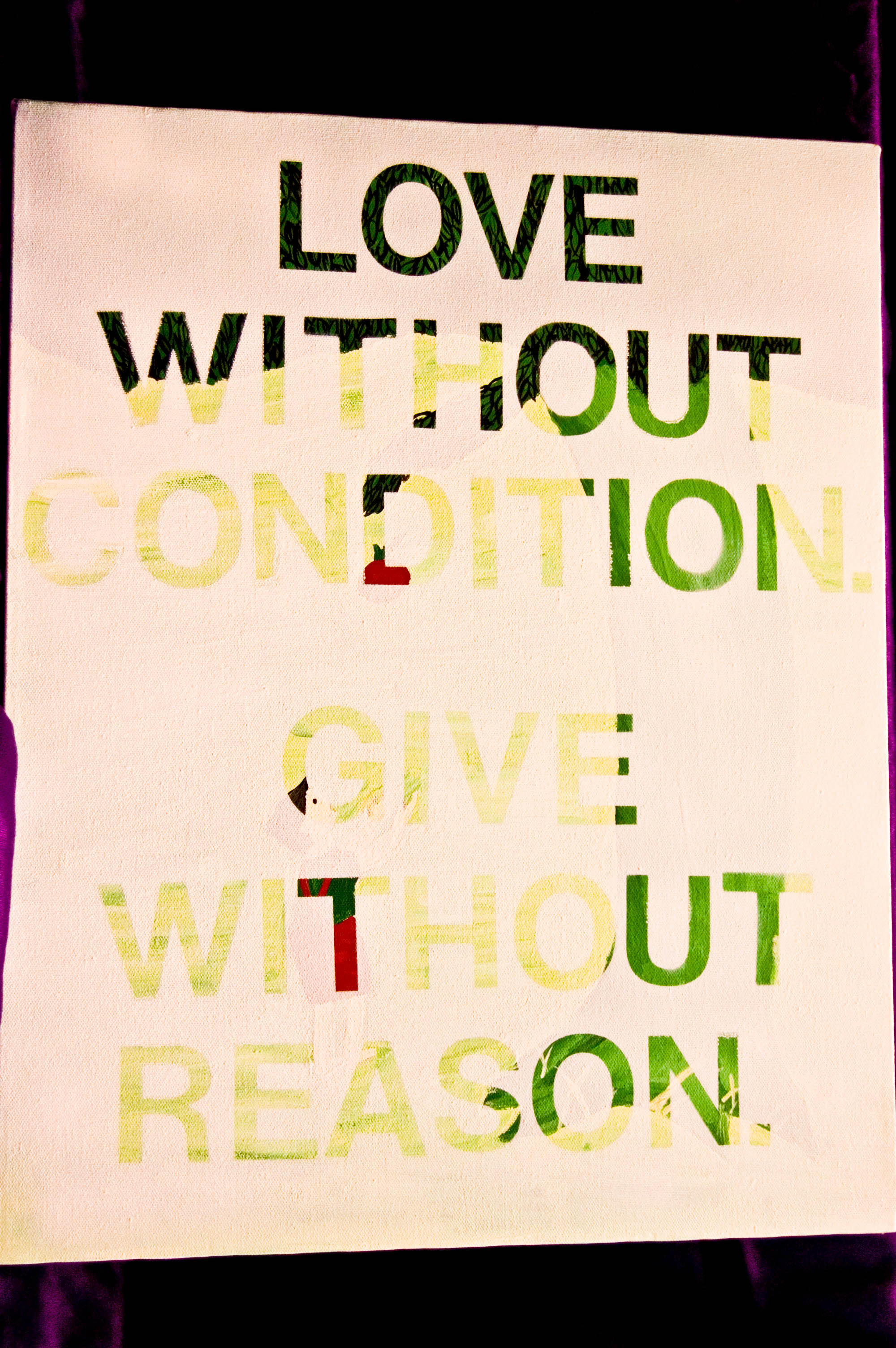 Love Without Condition